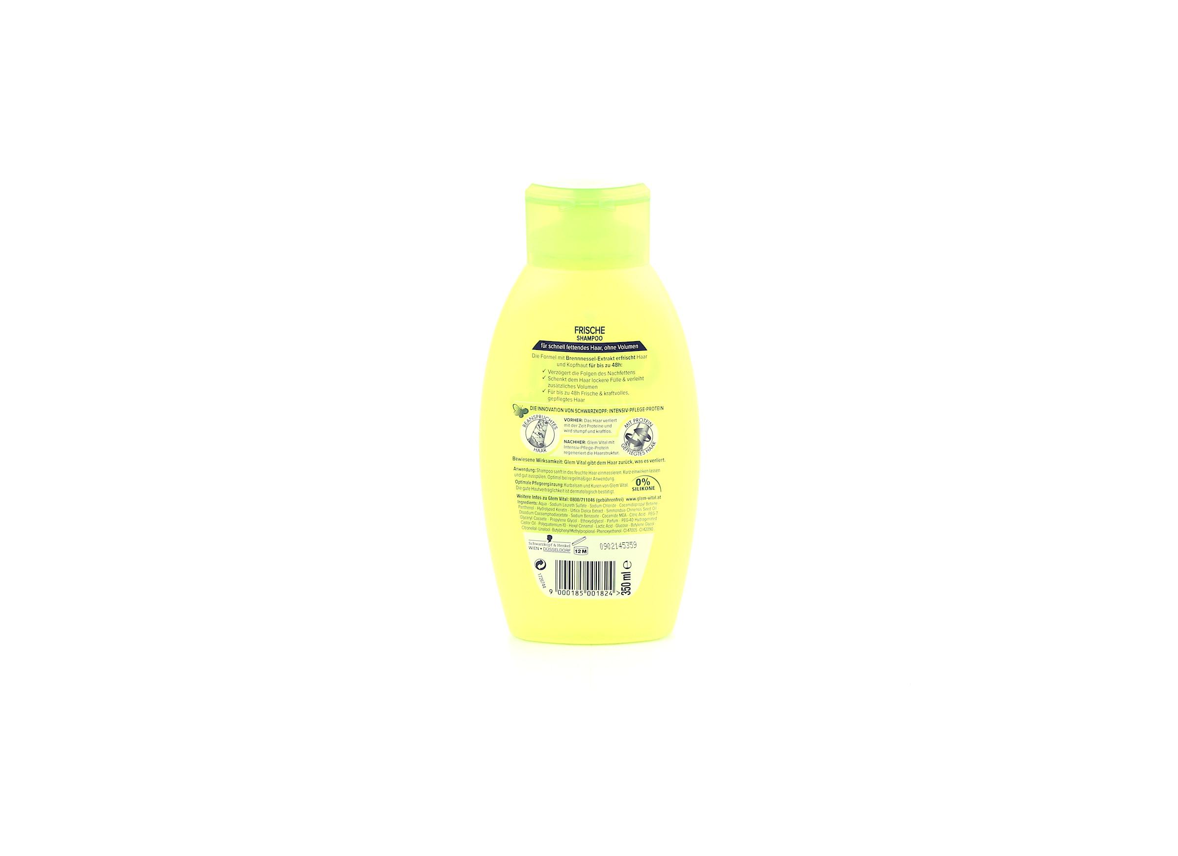 Glem Vital Shampoo Im Unimarkt Online Shop Bestellen