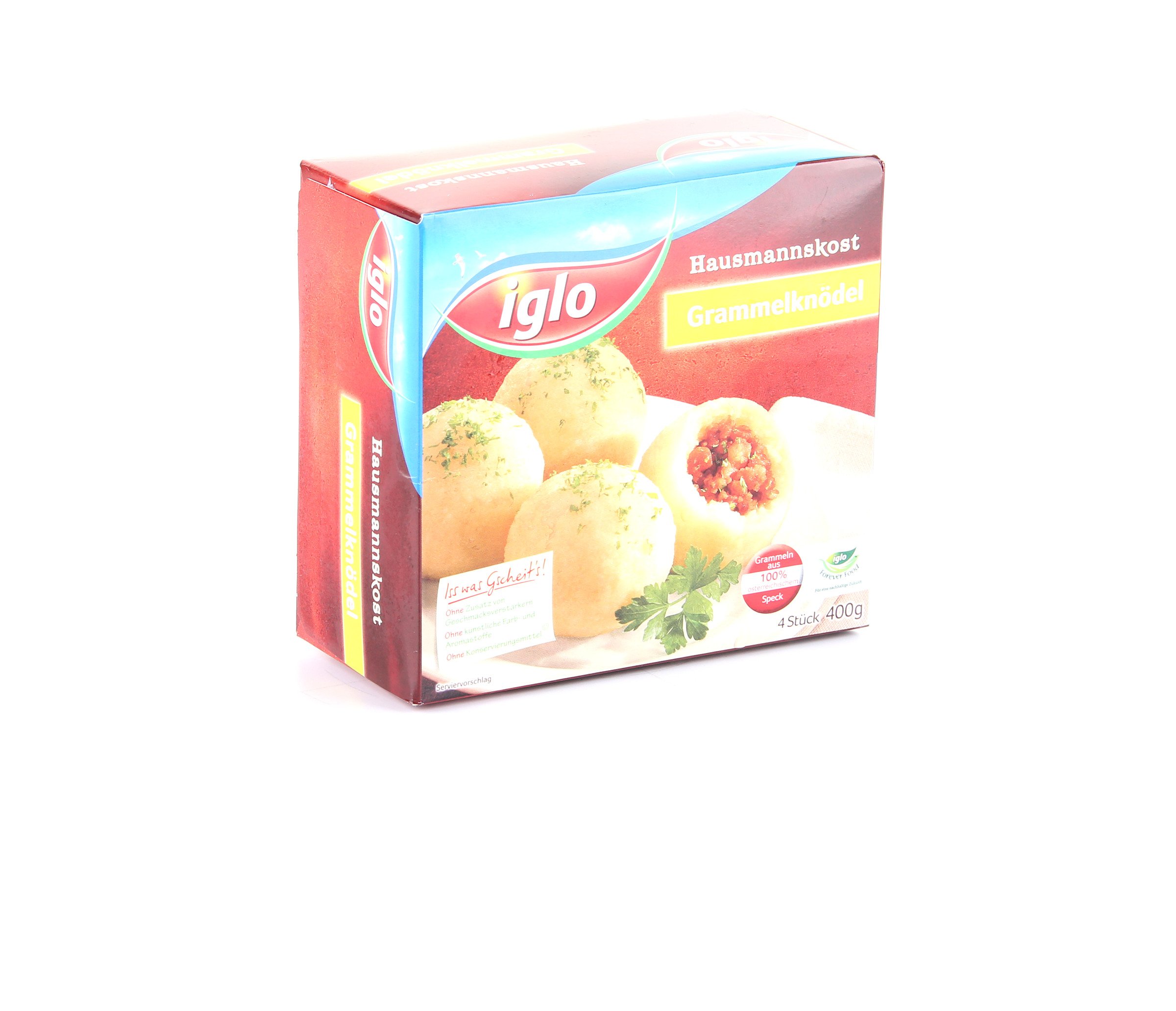 Iglo Grammelknödel - im UNIMARKT Online Shop bestellen