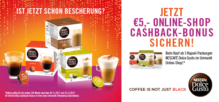 Dolce gusto store coupon code