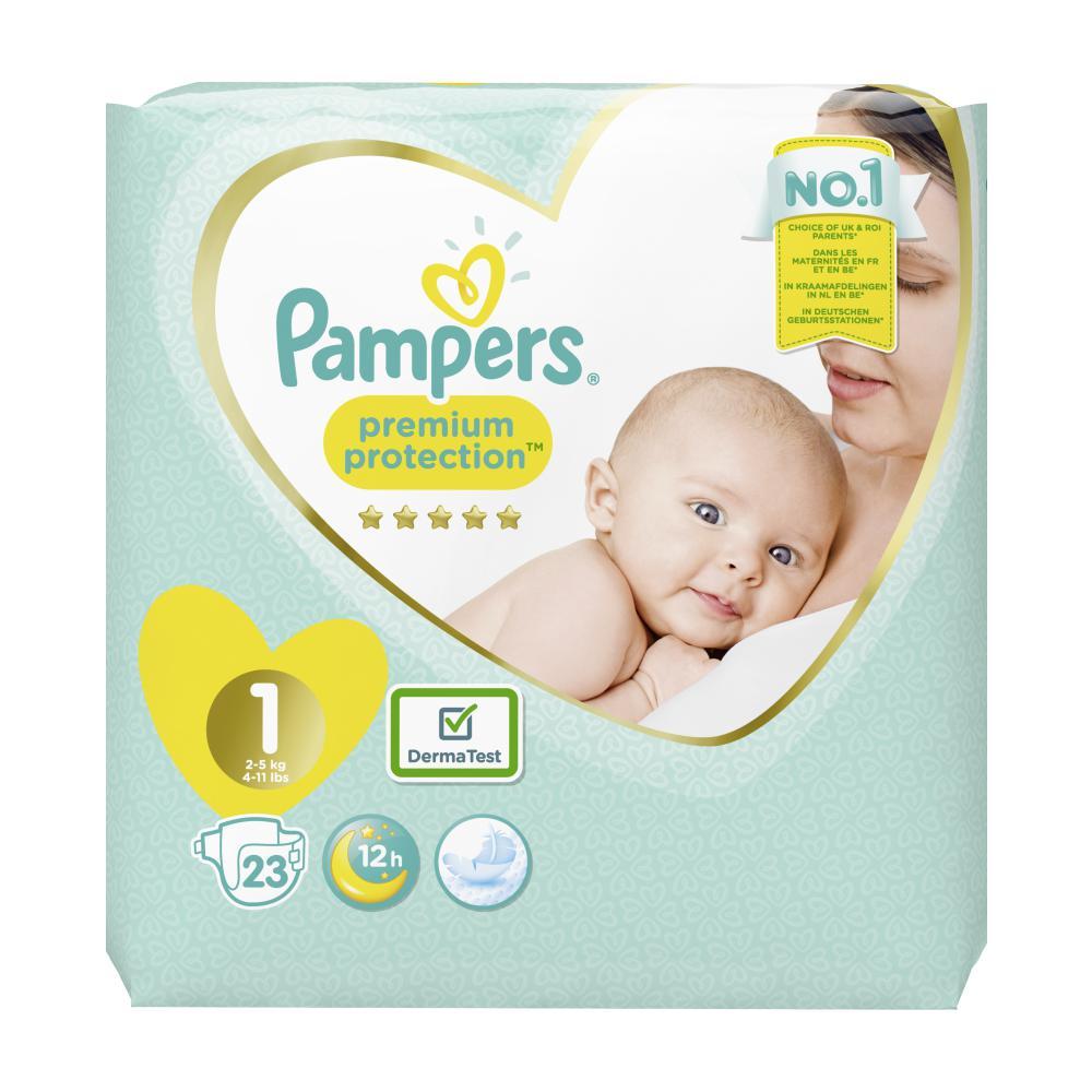 Pampers Gr 1