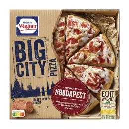 Wagner Big Pizza Texas