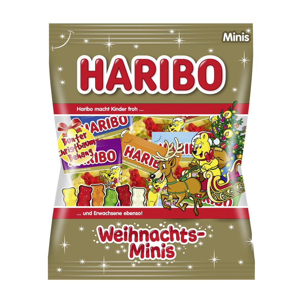 haribo fruchtgummi weihnachts im unimarkt online shop. Black Bedroom Furniture Sets. Home Design Ideas
