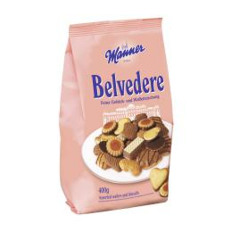 Manner Waffelmischung Belvedere