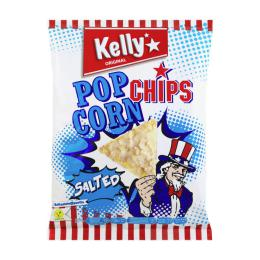 Kelly Popcorn Chips Salted