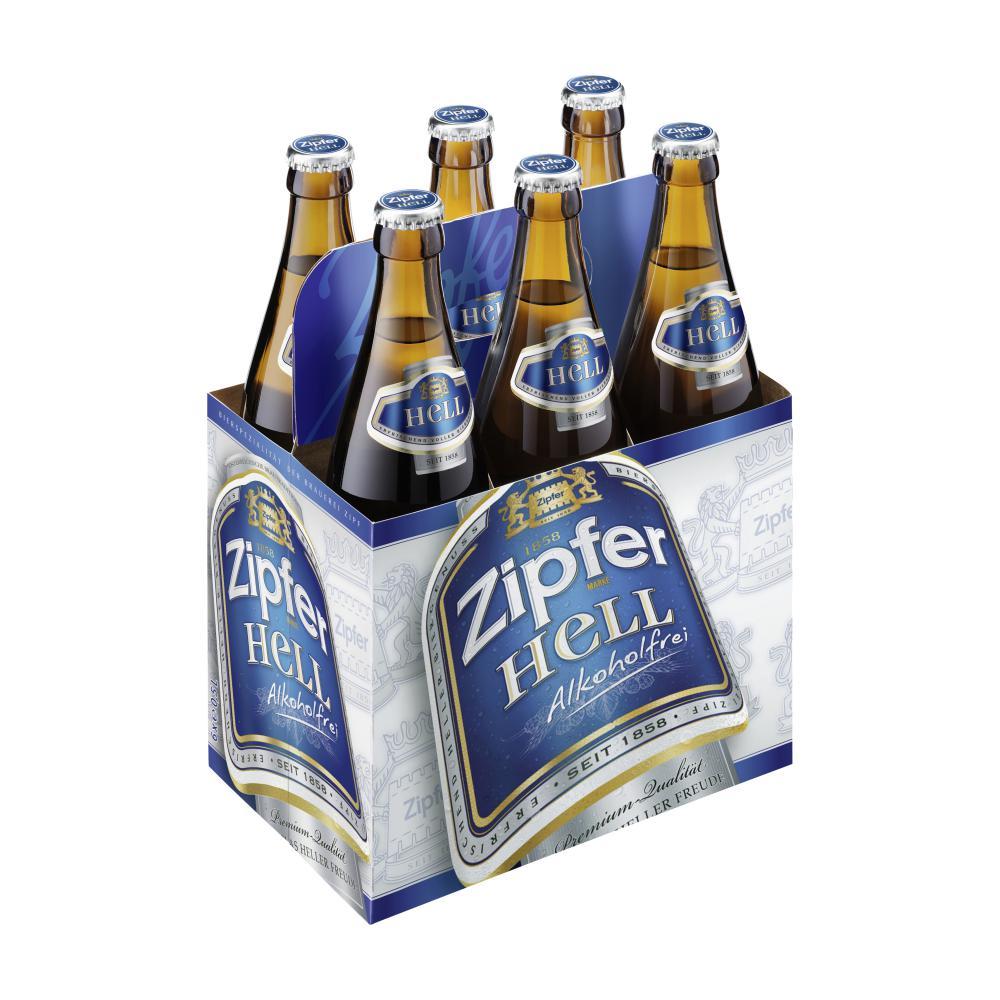 zipfer hell bier flasche im unimarkt online shop bestellen. Black Bedroom Furniture Sets. Home Design Ideas