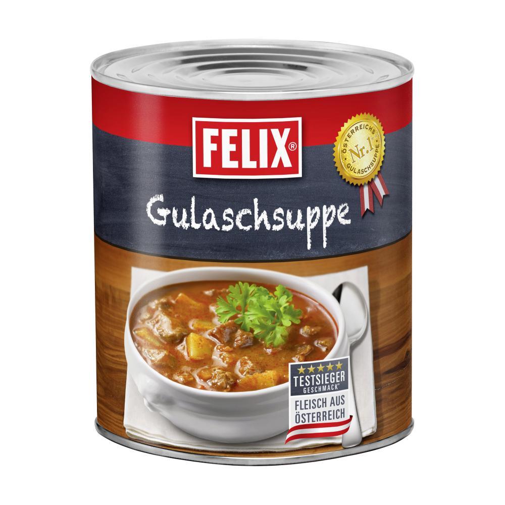 Felix Gulaschsuppe