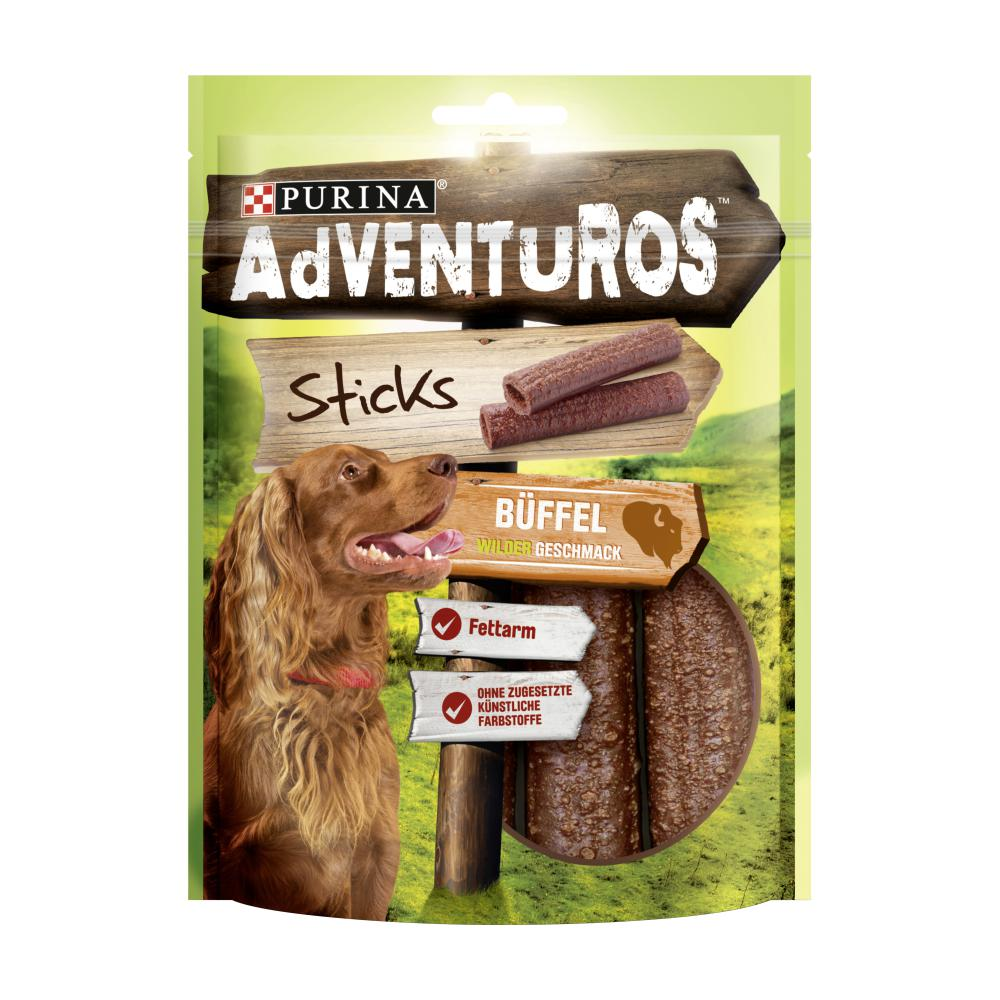 purina adventuros sticks im unimarkt online shop bestellen. Black Bedroom Furniture Sets. Home Design Ideas