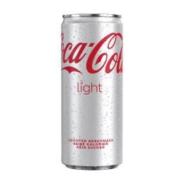 Coca Cola Limonade light Dose