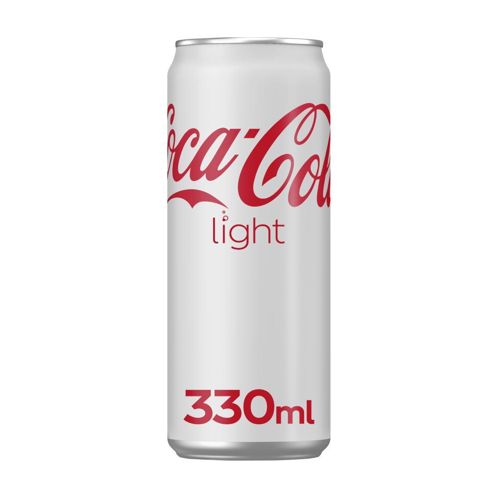 coca cola limonade light dose im unimarkt online shop. Black Bedroom Furniture Sets. Home Design Ideas