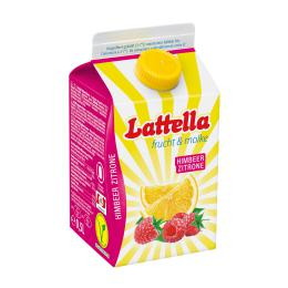 Lattella Sommeredition Frucht & Molke Himbeer Zitrone
