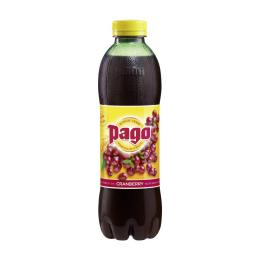 Pago Fruchtsaft Cranberry