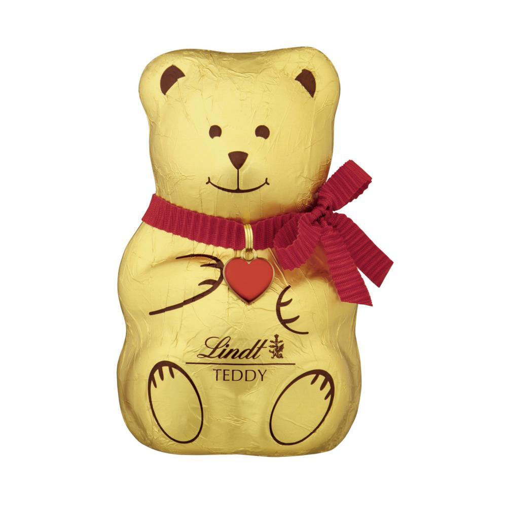 lindt schokolade teddy schoko im unimarkt online shop bestellen. Black Bedroom Furniture Sets. Home Design Ideas