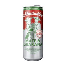 Almdudler Limonade Mate Guarana