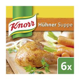 Knorr Suppe Hühnerbouillon