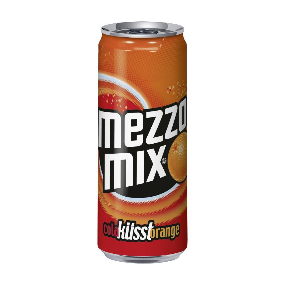 Mezzo Mix Inhaltsstoffe