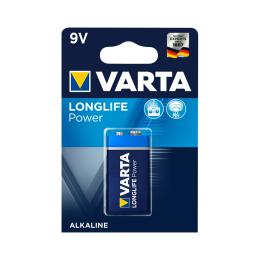 Batterie Varta High Energy Block 9V 1er
