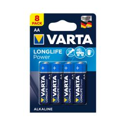 Batterie Varta High Energy Mignon AA 8er