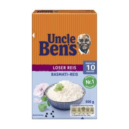 Basmati Reis Uncle Bens