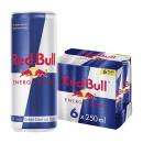 Red Bull Energy Drink 6x250ml