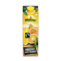 Pfanner Fairtrade Orangensaft