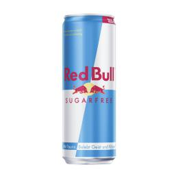 Red Bull Sugarfree, Energy Drink