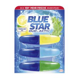 Blue Star WC-Hygiene Duo Aktiv Frische Mix 3x50ml