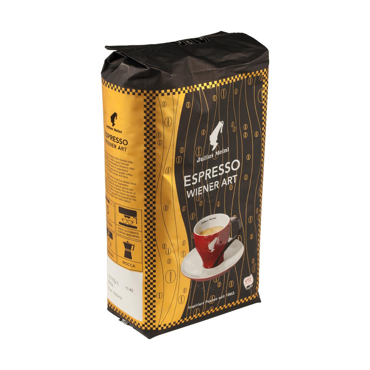 julius meinl kaffee espresso im unimarkt online shop bestellen. Black Bedroom Furniture Sets. Home Design Ideas
