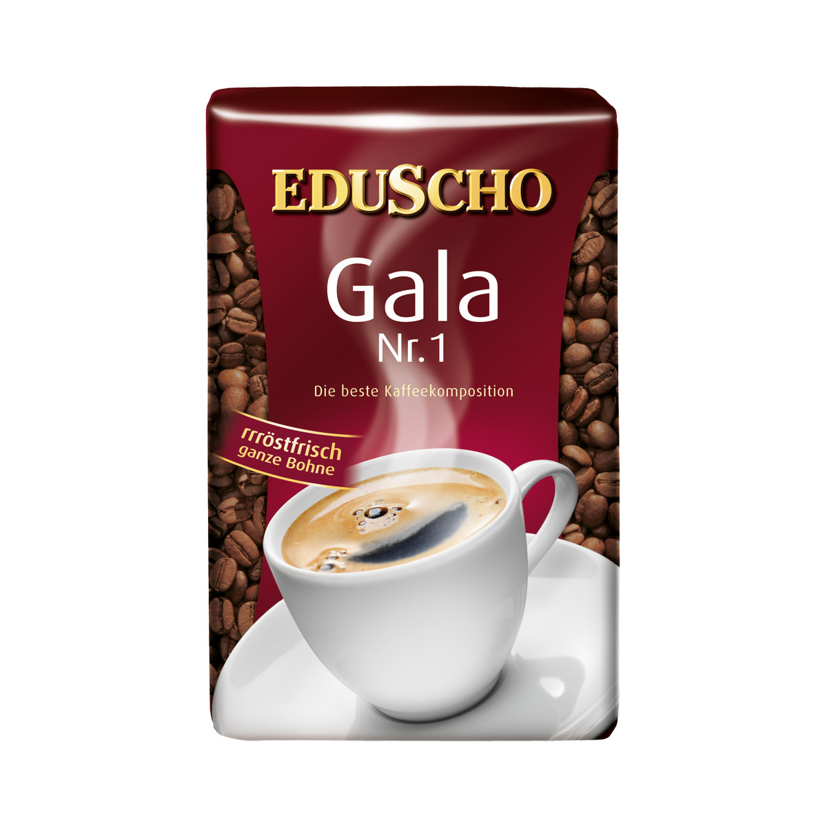 eduscho kaffee gala nr 1 im unimarkt online shop bestellen. Black Bedroom Furniture Sets. Home Design Ideas