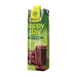 Happy Day Fruchtsaft Rote Traube 100%