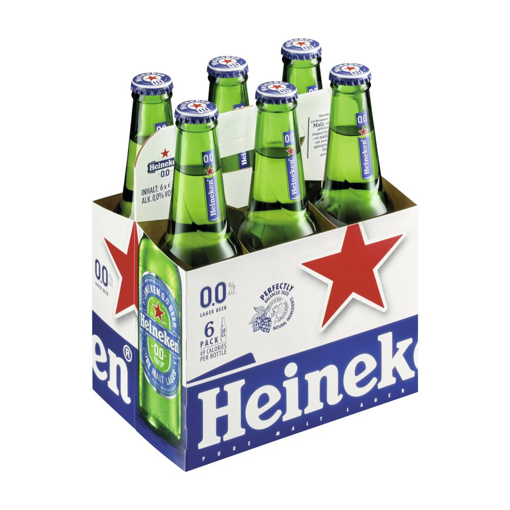 heineken bier 0 0 im unimarkt online shop bestellen. Black Bedroom Furniture Sets. Home Design Ideas