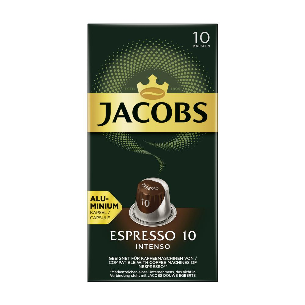 jacobs kaffee kapseln espress im unimarkt online shop bestellen. Black Bedroom Furniture Sets. Home Design Ideas
