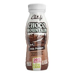 Chiefs Proteindrink Choco Mountain