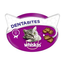 Whiskas Katzennahrung Snacks Dentabits