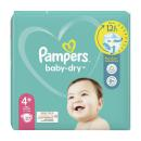 Pampers Baby Dry Gr.4+Maxi 10-15kg