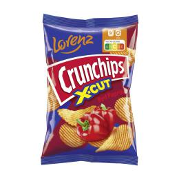 Crunchips X-Cut Paprika 150 g