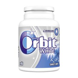 Orbit White Bottle Sweet Mint