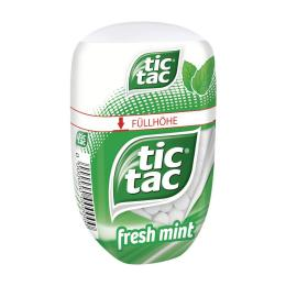 Tic Tac Bottle Pack Mint