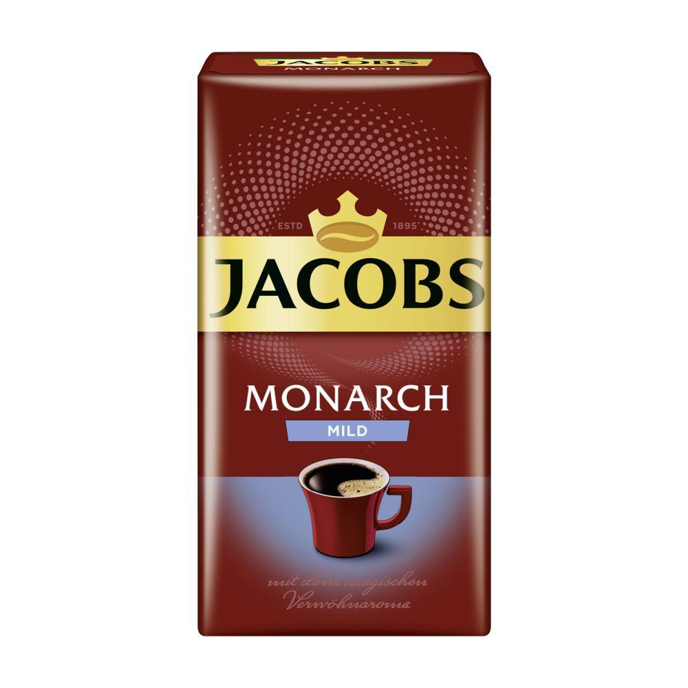 jacobs monarch kaffee mild im unimarkt online shop bestellen. Black Bedroom Furniture Sets. Home Design Ideas