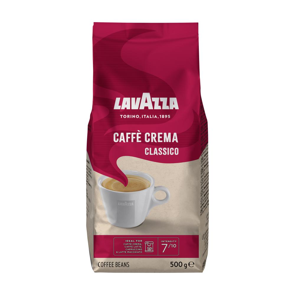lavazza kaffee crema classico im unimarkt online shop bestellen. Black Bedroom Furniture Sets. Home Design Ideas