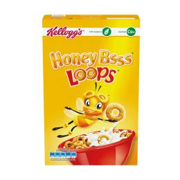 Kelloggs Honey Loops