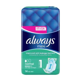 Always Damenbinden Maxi Normal Plus 14er