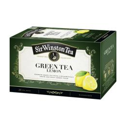 SIR WINSTON TEA SW Green Tea Lemon 20er