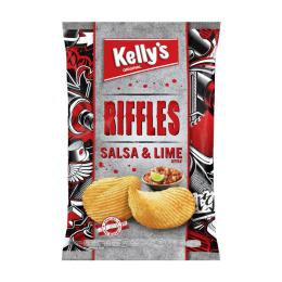 Kelly`s Chips Knoblauch