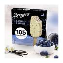 Breyers White Chocolate & Blueberry