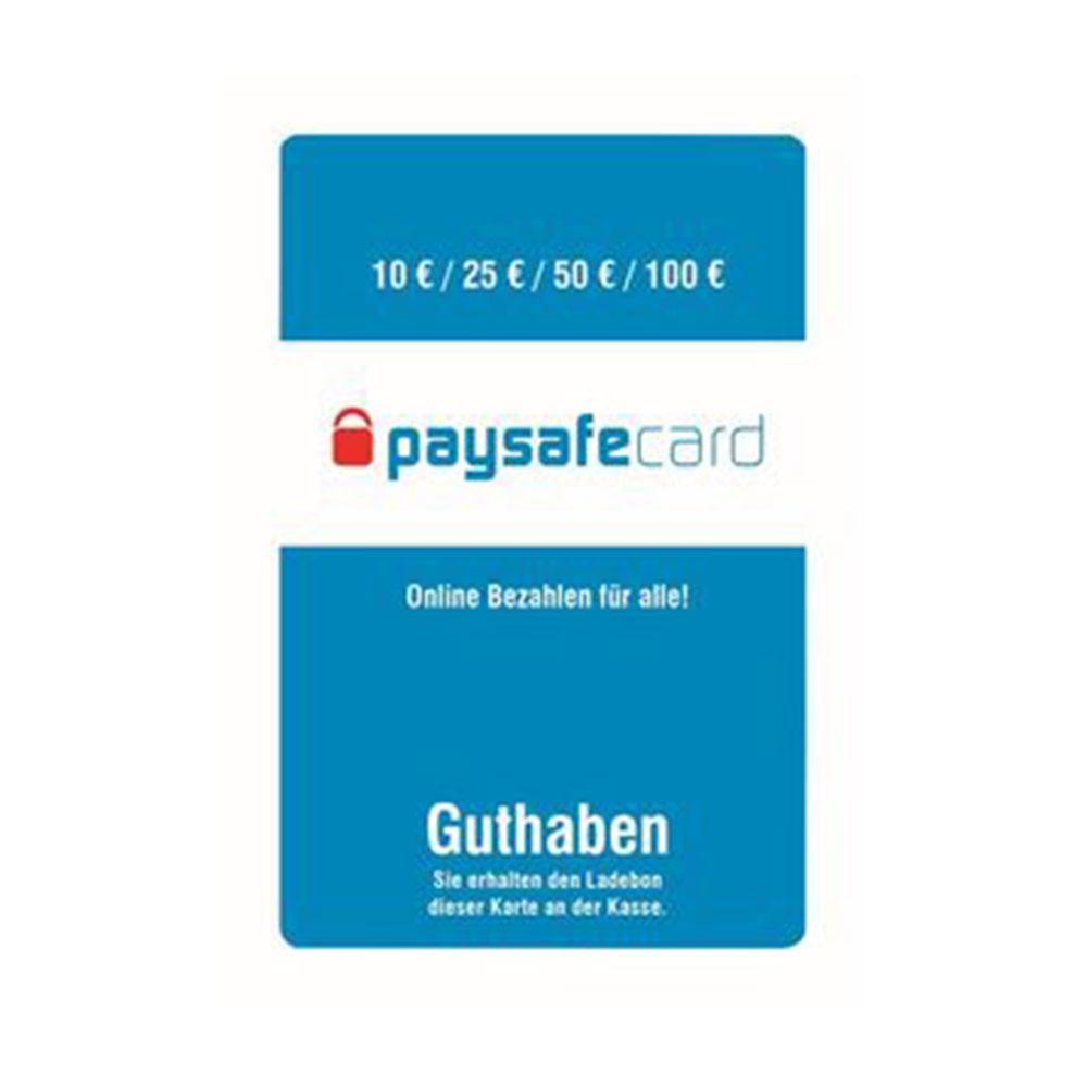Rechnung paysafecard auf QuickPay
